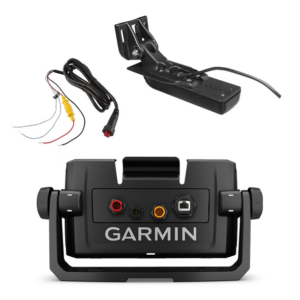 Garmin ECHOMAP Plus 9Xsv Boat Kit