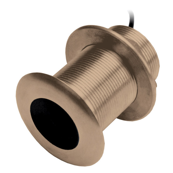 Garmin B75M Bronze 0 Thru-Hull Transducer - 600W, 8-Pin