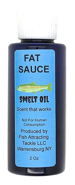 Fat Sauce Smelt Oil