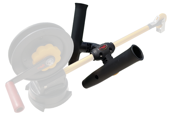Seahorse® Dual Rod Holder Attachment Product AR-2170