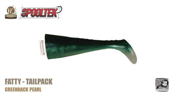 A Band of Anglers SPOOLTEK™ FATTY™  Greenback Pearl Tailpack