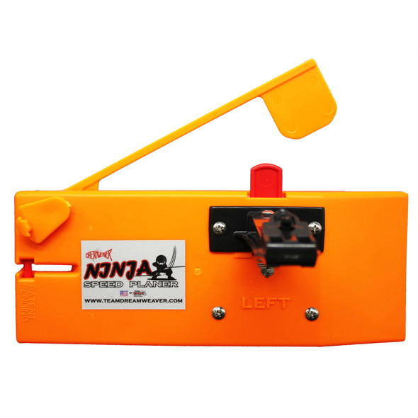 "Dreamweaver 9.5"" Ninja Speed Planer Board With Flag System"