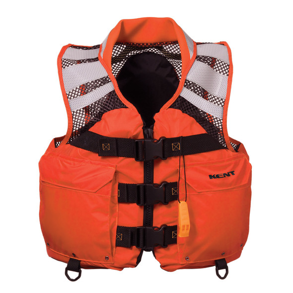 "Kent Mesh Search and Rescue ""SAR"" Commercial Vest - XXLarge"