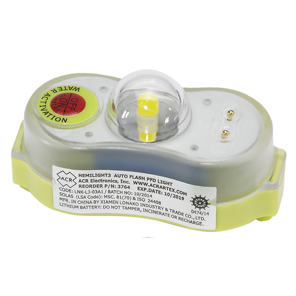 ACR HemiLight 3 - Automatic Survivor Locator Light