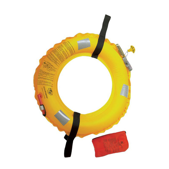 Stearns Man Overboard Inflatable Life Ring