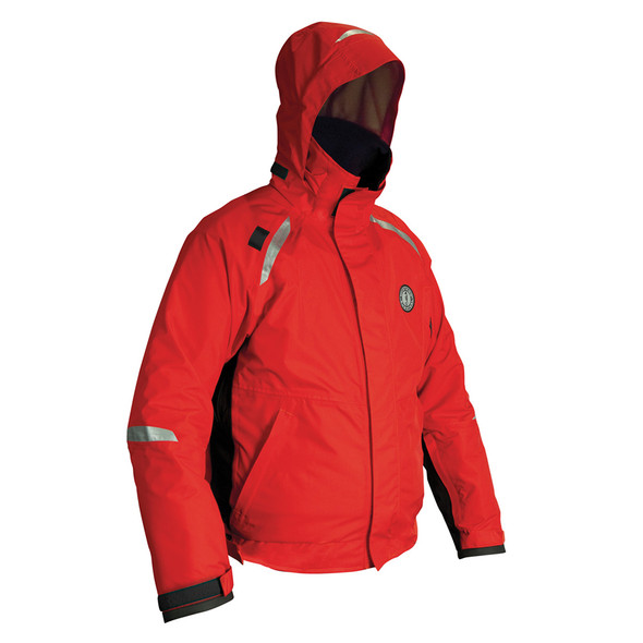 Mustang Catalyst Flotation Jacket - XX-Large - Red/Black