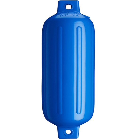 Polyform G-6 Twin Eye Fender 11 x 30 - Blue