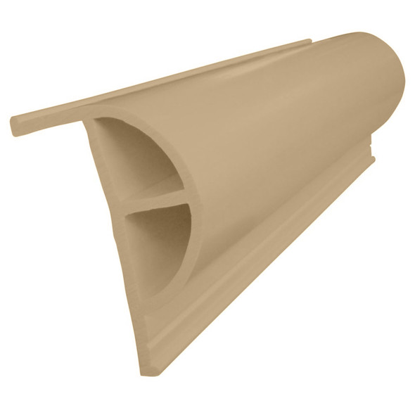 "Dock Edge PRODOCK Heavy ""P"" Dock Profile - 3x8' Sections - Beige"