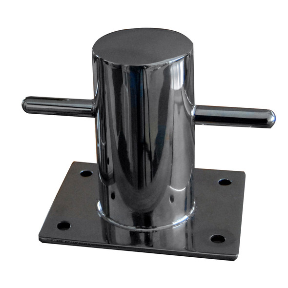 Dock Edge Stainless Steel Bollard - 4-3/4""