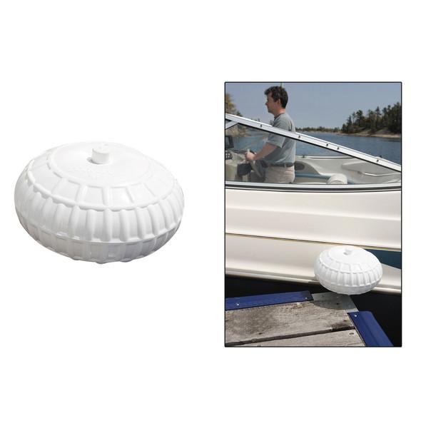 """Dock Edge Inflatable Dock Wheel 9"""" Diameter"""