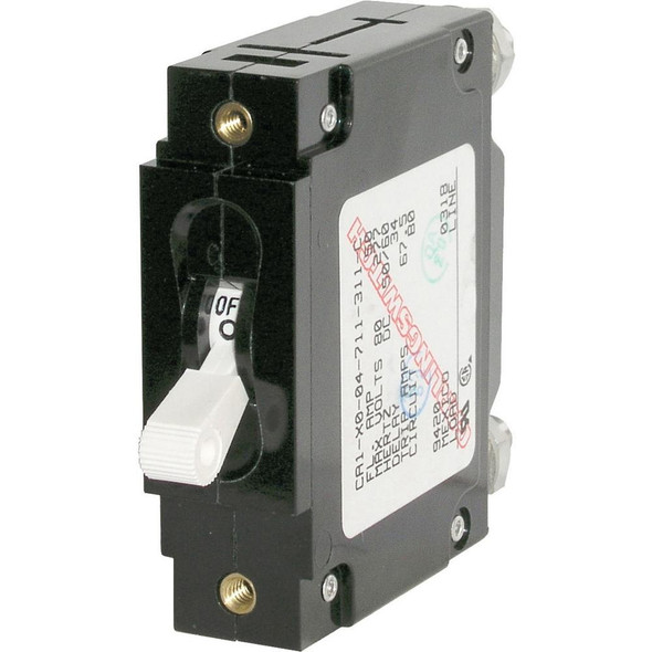 Blue Sea 7351 C-Series Toggle Single Pole - 10A