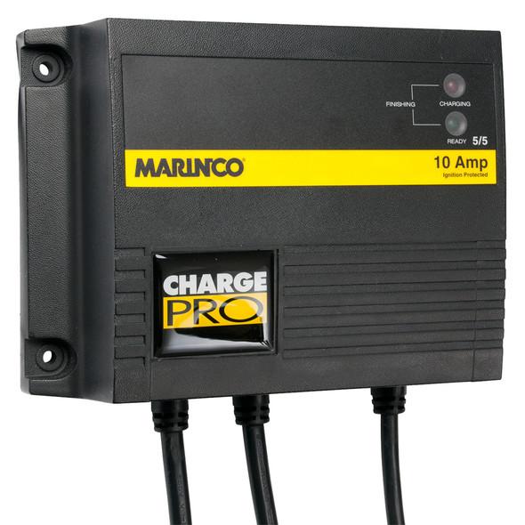 Guest 10AMP - 12/24V 2 Bank 120V Input On-Board Battery Charger