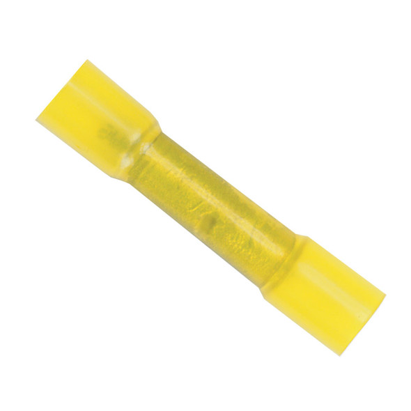 Ancor 12-10 Heatshrink Butt Connectors - 25-Pack