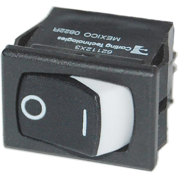Blue Sea 7481 360 Panel - Rocker Switch SPST - (ON)-OFF