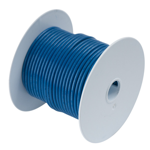 Ancor Dark Blue 14AWG Tinned Copper Wire - 100'