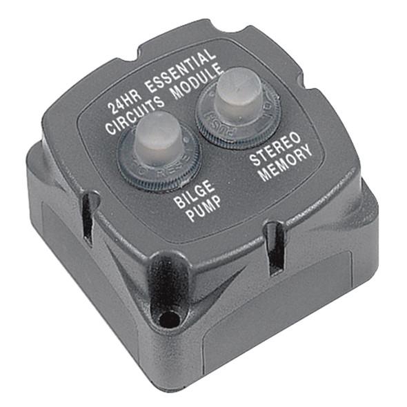 BEP 24-Hour Essential Circuits Module - 2 x 10A