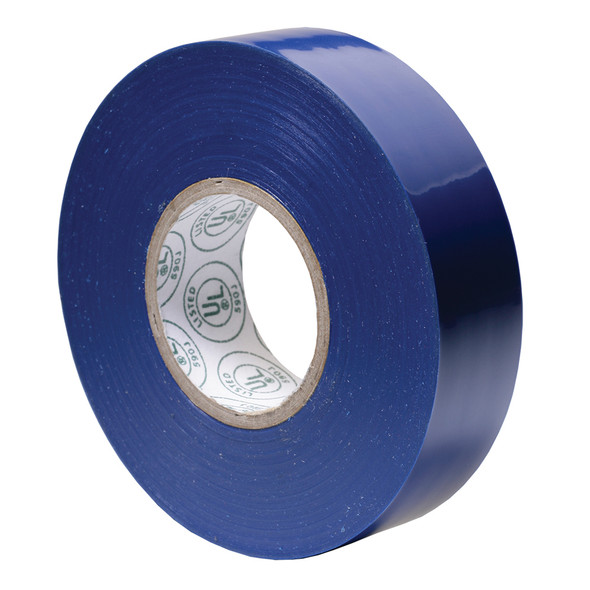 "Ancor Premium Electrical Tape - 3/4"" x 66' - Blue"