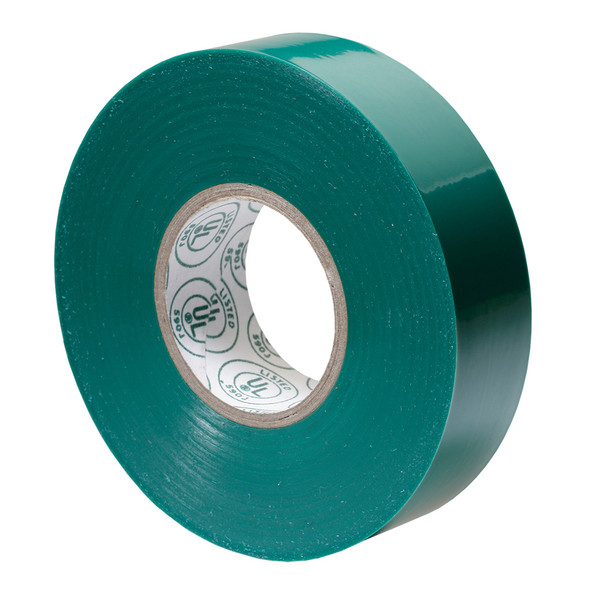 "Ancor Premium Electrical Tape - 3/4"" x 66' - Green"
