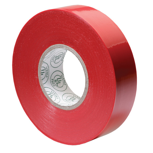 "Ancor Premium Electrical Tape - 3/4"" x 66' - Red"