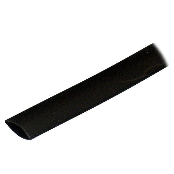 "Ancor Adhesive Lined Heat Shrink Tubing (ALT) - 3/4"" x 48"" - 1-Pack - Black"