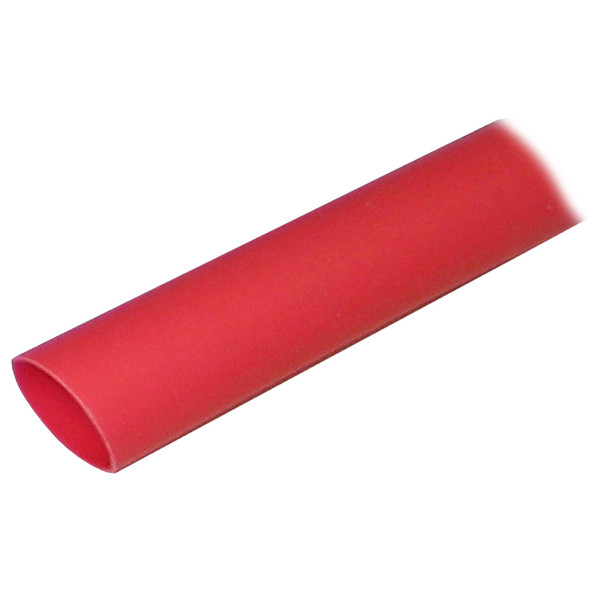 "Ancor Adhesive Lined Heat Shrink Tubing (ALT) - 1"" x 48"" - 1-Pack - Red"
