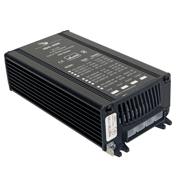 Samlex 200W Fully Isolated DC-DC Converter - 8A - 30-60V Input - 24V Output