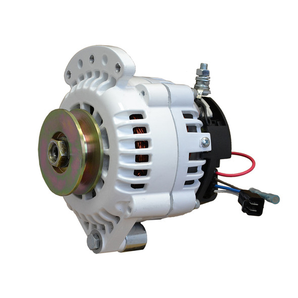 Balmar 621 Series Alternator - Spindle Mount(Single Foot) - 100A - 12V