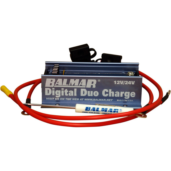 Balmar Digital Duo Charge - 12/24V