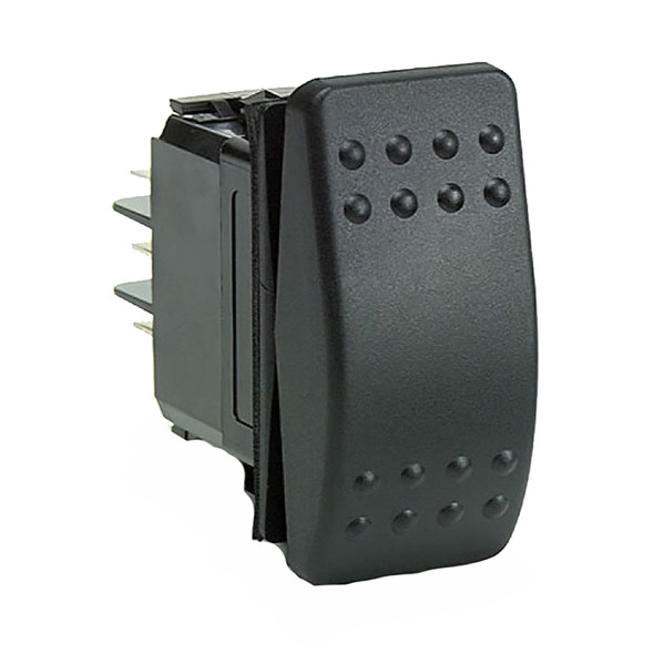 Cole Hersee Rocker Switch SPDT On-Off-On 3 Blade