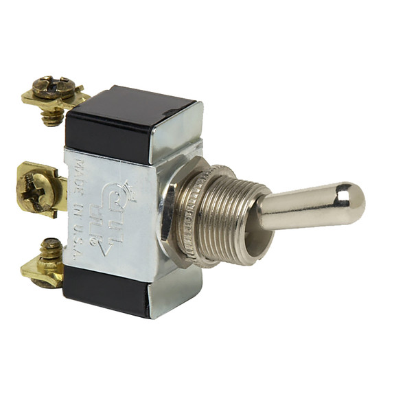 Cole Hersee Heavy Duty Toggle Switch SPDT (On)-Off-(On) 3 Wire
