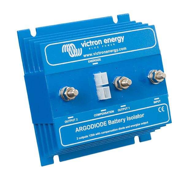 Victron Argo Diode Battery Isolator - 160AMP - 2 Batteries