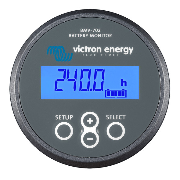 Victron Battery Monitor - BMV-702 - Grey