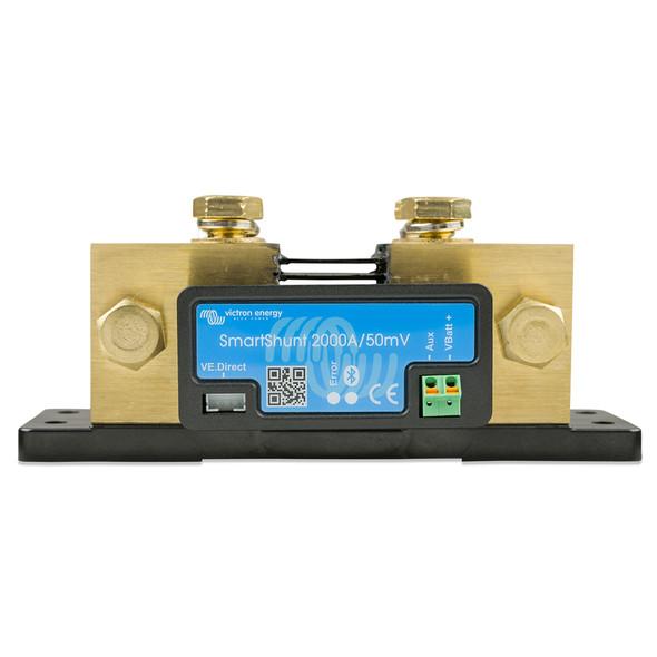 Victron SmartShunt 2000AMP/50MV Bluetooth Smart Battery Shunt