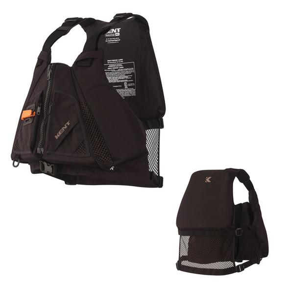 Kent Law Enforcement Life Vest - Black - Medium/Large
