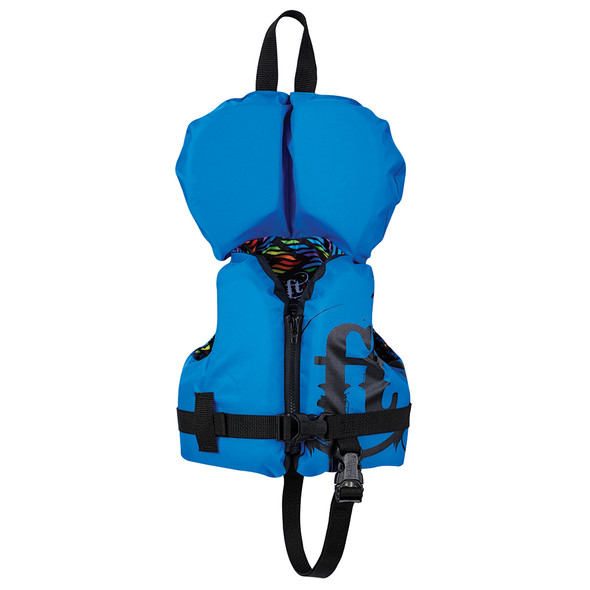 Full Throttle Infant Nylon Life Vest - Infant Less Than 30lbs - Blue