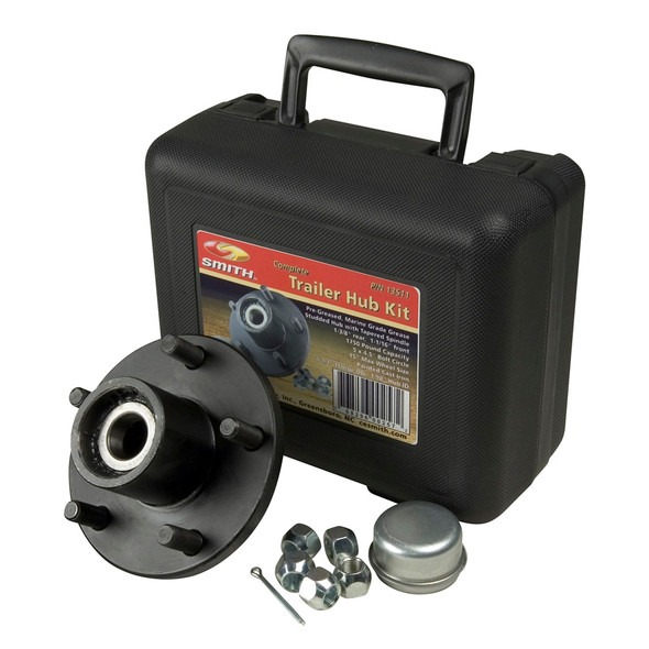 "C.E. Smith Trailer Hub Kit Package 1-3/8"" - 1-1/16"" Stud"