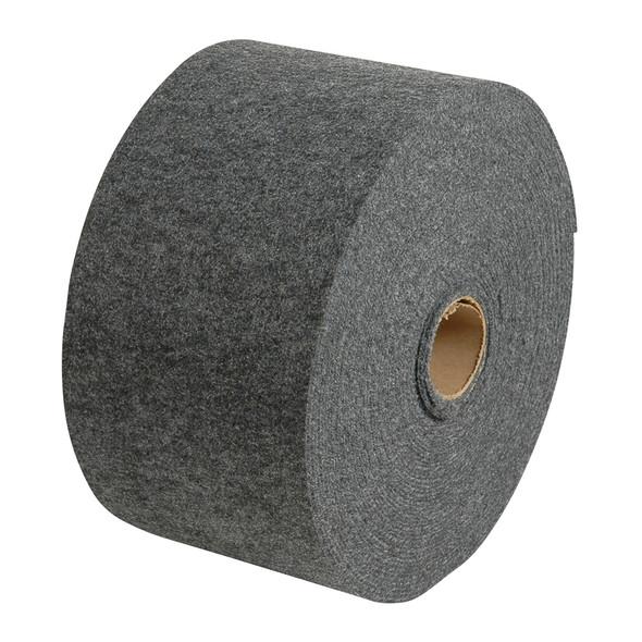 """C.E. Smith Carpet Roll - Grey - 11""""W x 12'L"""