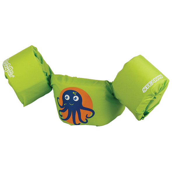 Puddle Jumper Kids Life Jacket Cancun Series - Octopus - 30-50lbs