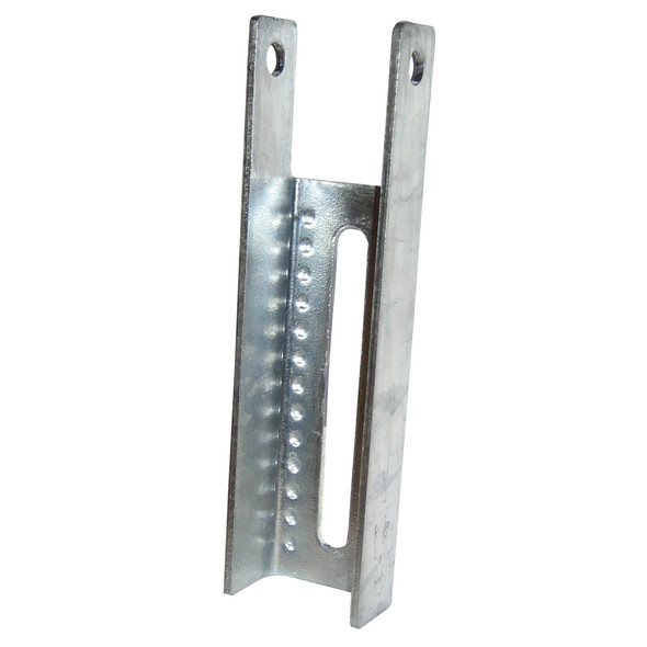 C.E. Smith Vertical Bunk Bracket Dimpled - 7-1/2""