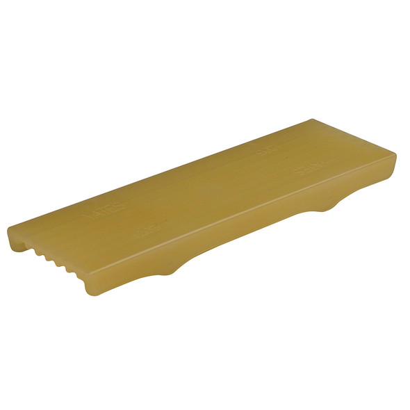 "C.E.Smith Flex Keel Pad - Full Cap Style - 12"" x 3"" - Gold"