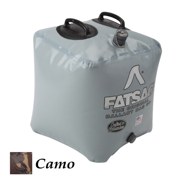 FATSAC Brick Fat Sac Ballast Bag - 155lbs - Camo