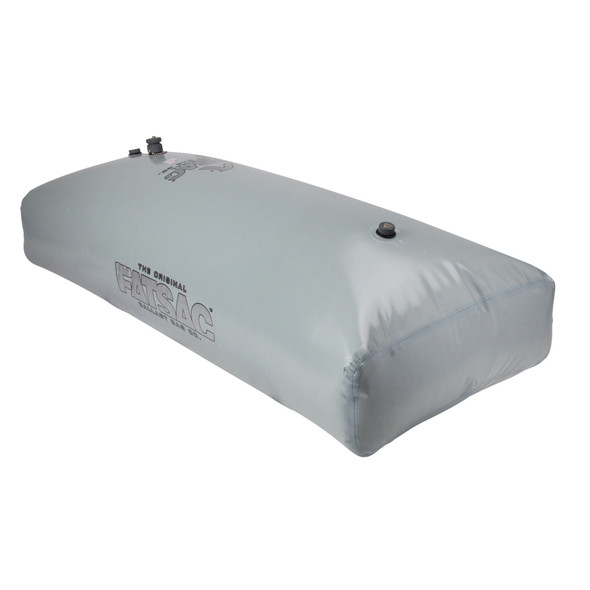 FATSAC Rear Seat/Center Locker Ballast Bag - 650lbs - Gray