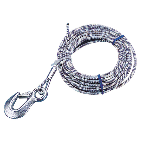 "Sea-Dog Galvanized Winch Cable - 3/16"" x 20'"
