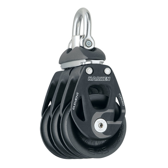 Harken 45mm Triple Element Block w/Swivel