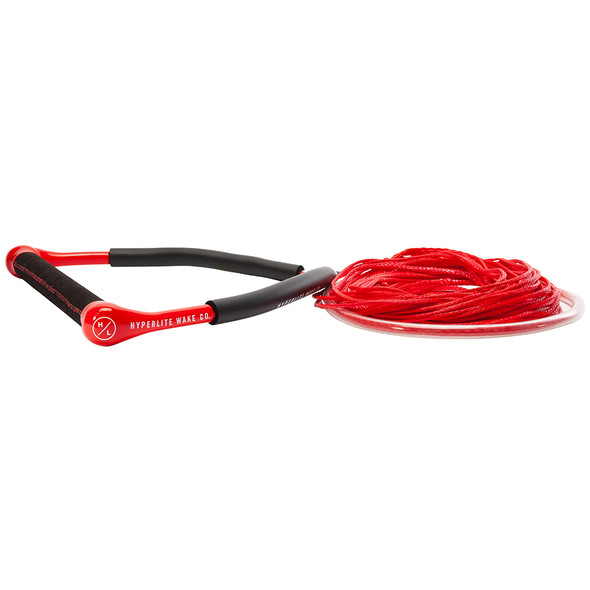 Hyperlite CG Handle w/Maxim Line - Red