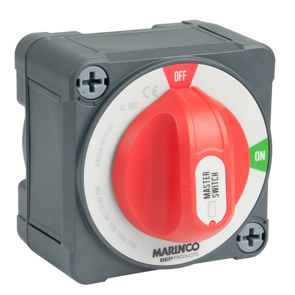 BEP Pro Installer 400A EZ-Mount On/Off Battery Switch - MC10