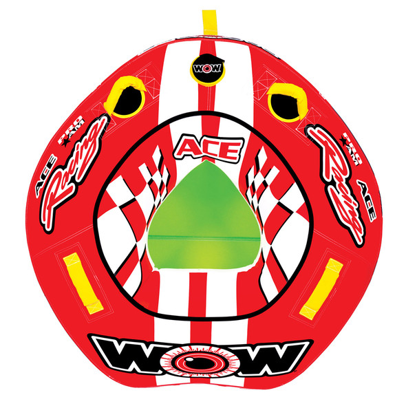 WOW Watersports Ace Racing Towable - 1 Person