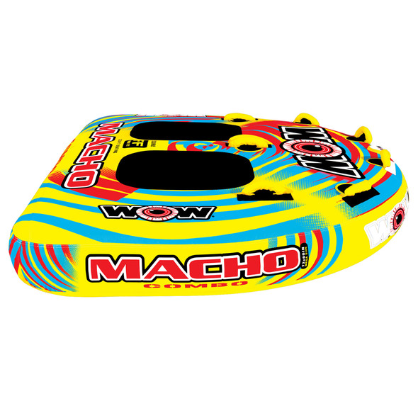 WOW Watersports Macho Combo 2 Towable - 2 Person