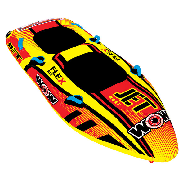 WOW Watersports Jet Boat - 2 Person