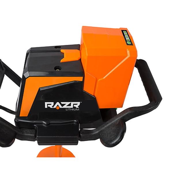 "Razr 24V Lithium Ice Auger 6"" Curved Blade - REA6150R"
